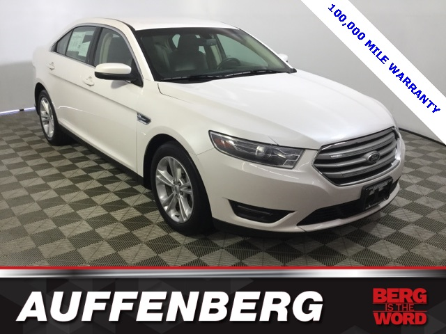 Certified Pre-Owned 2015 Ford Taurus SEL