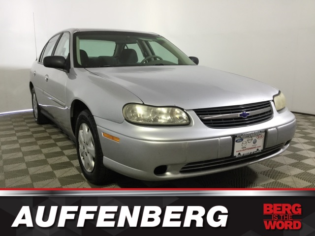 Pre-Owned 2003 Chevrolet Malibu Base