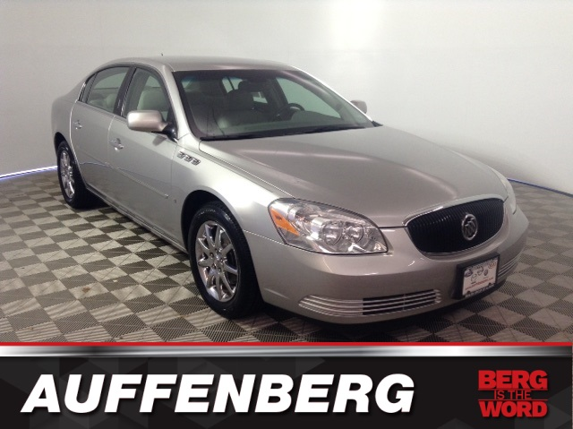 Pre-Owned 2008 Buick Lucerne CXL