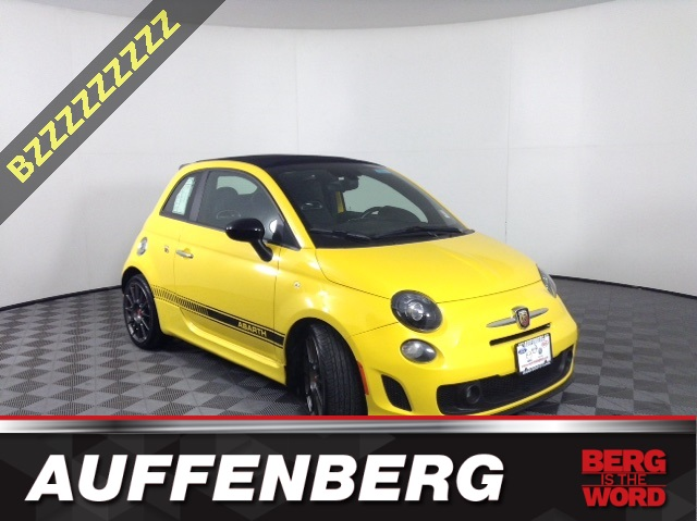 Pre Owned 2016 Fiat 500c Abarth
