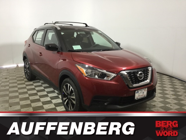 New 2018 Nissan Kicks Sv 4d Sport Utility Near Collinsville 82952