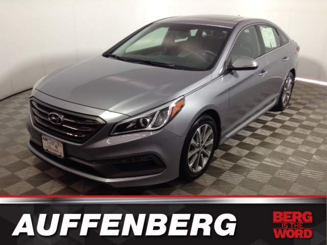 Certified Pre Owned 2016 Hyundai Sonata Limited
