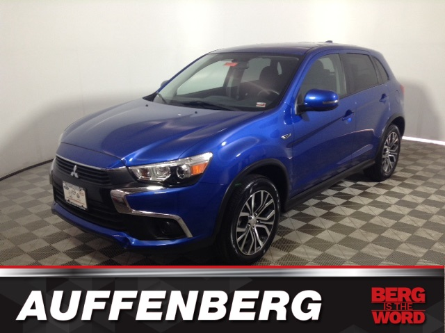 Certified Pre-Owned 2017 Mitsubishi Outlander Sport