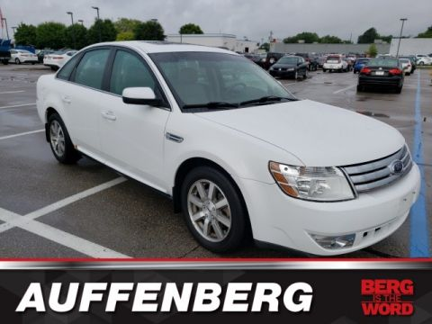 Pre-Owned 2008 Ford Taurus SEL