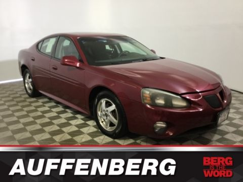 Pre-Owned 2005 Pontiac Grand Prix Base