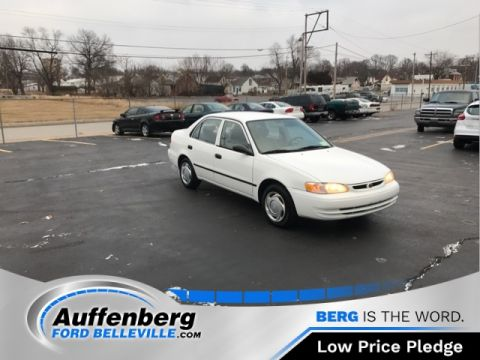 Used cars under 8995 auffenberg dealer group pre owned 2000 toyota corolla ce sciox Choice Image