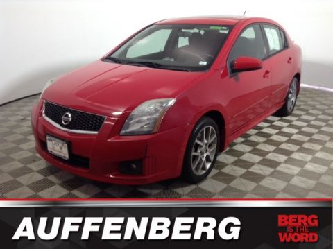 Pre-Owned 2008 Nissan Sentra SE-R