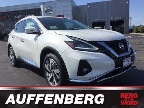 New Nissan Murano For Sale in O'Fallon | Auffenberg Dealer Group