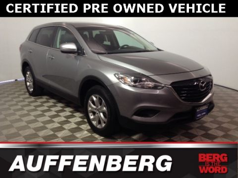 Certified Pre-Owned 2015 Mazda CX-9 Sport